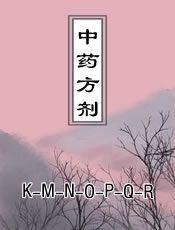 中药方剂(KMNOPQR)