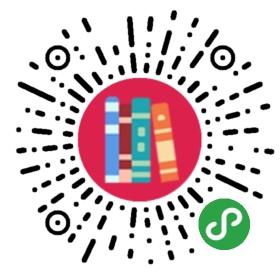 阮一峰 中文技术文档的写作规范 - BookChat 微信小程序阅读码